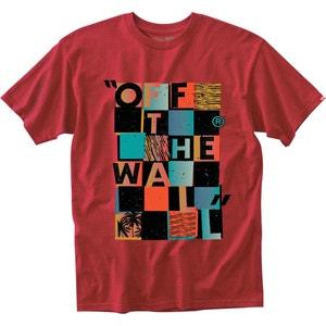 T-shirt OTW CHECKER BLASTER II van VANS VANS