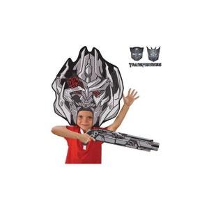 Perruque Transformers Megatron, Cadeau Fun et Insolite KAS DESIGN
