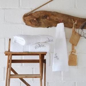 serviette de bain la redoute. Black Bedroom Furniture Sets. Home Design Ideas