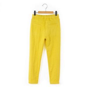 Pantalon texturé 3-12 ans La Redoute Collections