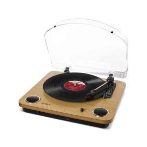 Platine vinyle ION ION AUDIO MAX LP WOOD ION