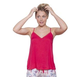 Heidi Haut Pyjama Style Caraco à Bretelles Modal CYBERJAMMIES