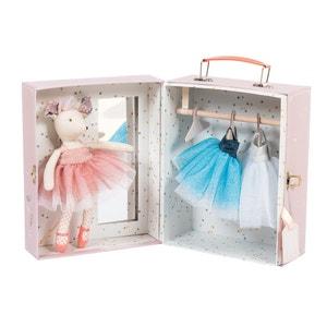 Il Etait Une Fois Ballerina Mouse Suitcase