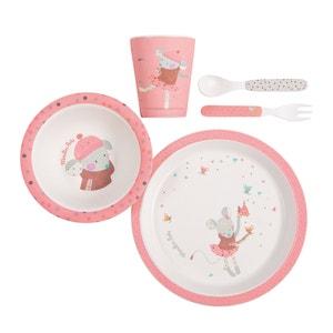 Les Jolis Trop Beaux Mouse Dining Set