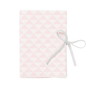 Protège carnet de santé triangle rose COCOEKO
