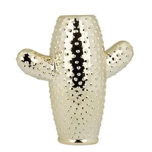Vase Cactus - H. 23,5 cm - Or MISS ETOILE