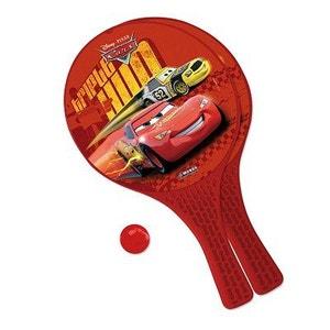 Jeu de raquettes Cars MGM