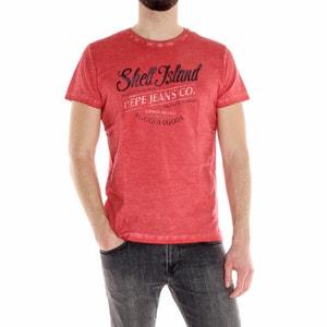 Camiseta GEMINI 3 con motivo estampado PEPE JEANS
