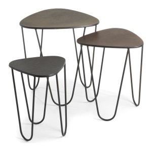 Set 3 tables gigogne Vinker A KAVEHOME