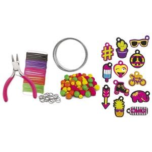 Kit création de bracelets, couleurs IMAGINARIUM