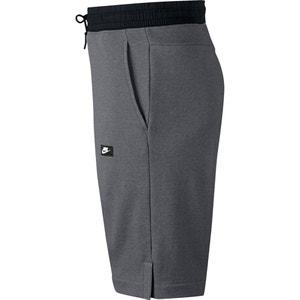 Shorts in tessuto felpato NIKE