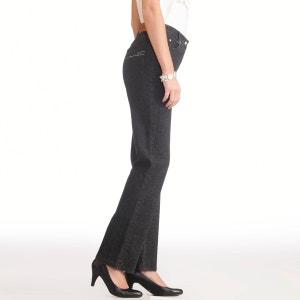 Petite Stretch Denim Jeans, Length 28