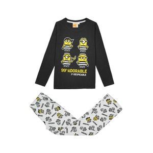 Pyjama 2 pièces, 4 - 10 ans LES MINIONS