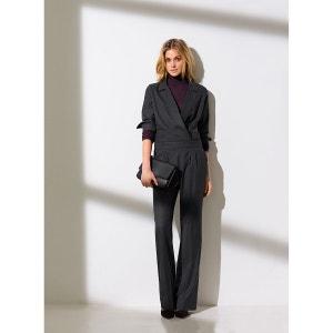 Combi-pantalon en flanelle LAURA CLEMENT