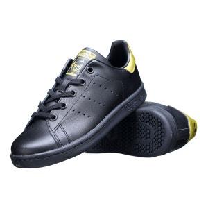 Basket enfant Adidas Stan Smith C Bb0214 Noir/Or adidas