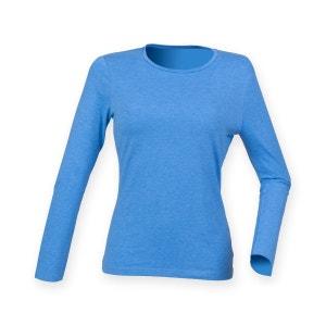 T-Shirt À Manches Longues - Femme SKINNI FIT