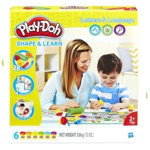 Play-Doh - Modeler & Apprendre - Les Lettres et Langage - HASB34071010 PLAY DOH