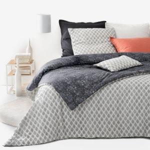 couvre lit blanc la redoute. Black Bedroom Furniture Sets. Home Design Ideas