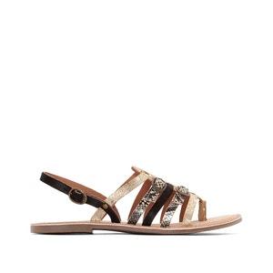 Skórzane sandały Dixmille KICKERS