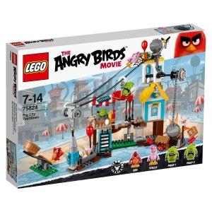 Lego 75824 Angry Birds : La démolition de Cochon Ville LEGO