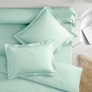 Funda para almohada de poliéster y algodón (polialgodón) con volante SCENARIO