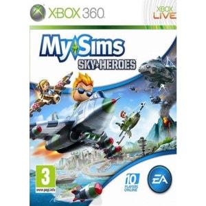 MySims Skyheroes XBOX 360 EA ELECTRONIC ARTS
