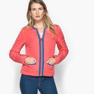 Short Quilted Jacket ANNE WEYBURN