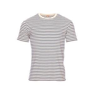 Tee-shirt col rond   Héritage en coton   à rayures   marine coton ARMOR-LUX