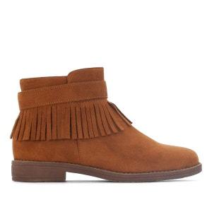 Boots à franges 28-35 La Redoute Collections