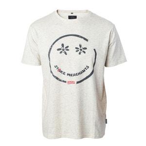 Camiseta con cuello redondo, manga corta RIP CURL