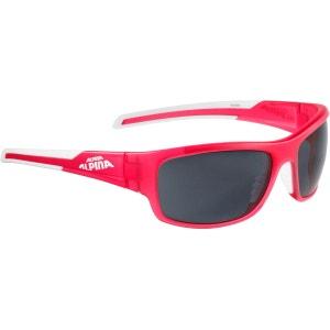 Testido - Lunettes cyclisme - rouge ALPINA