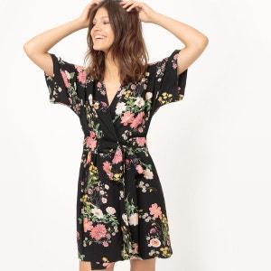 Robe courte, esprit kimono MADEMOISELLE R