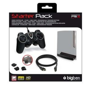 Pack 4 éléments pour PS3 BIG BEN