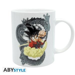 DRAGON BALL Mug DB Goku & Shenron 320 ml ABYSSE CORP