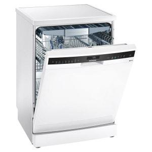 Lave-vaisselle SN258W00TE IQ500 blanc SIEMENS