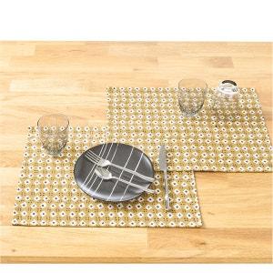 Sets de table imprimés MACAO (lot de 2) La Redoute Interieurs