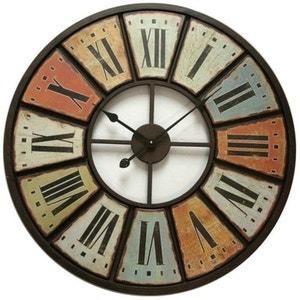 horloge horloge murale design antic line creations la redoute. Black Bedroom Furniture Sets. Home Design Ideas