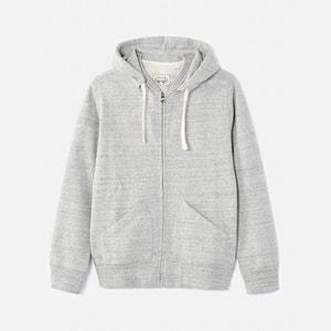 Fepig Zip-Up Hooded Sweatshirt CELIO