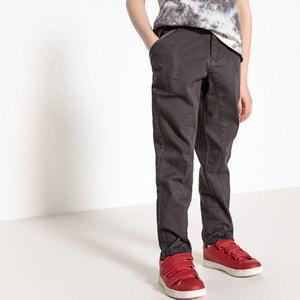 Pantalón estilo cargo 3-12 años La Redoute Collections