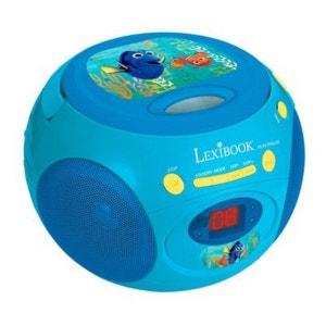 Le Monde de Dory - Radio Lecteur CD - LEXRCD102DO LEXIBOOK