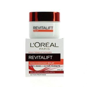 Soin Revitalift Hydratation Eclat Anti Rides L'Oréal Paris L'OREAL PARIS