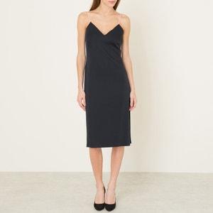 Kleid, halblange Form CEDRIC CHARLIER