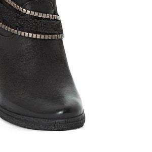 Boots in leer Urlo MJUS