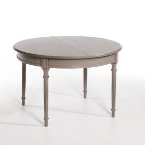 Table table salle manger de cuisine haute d 39 appoint - Table ronde 110 cm ...