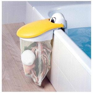 BABY-WALZ Filet de rangement « Pélican » accessoires de bain BABY-WALZ