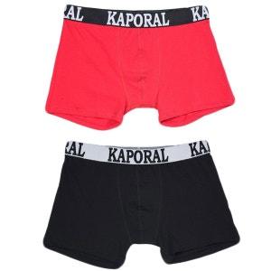 Pack 2 Boxers Kaporal Easy RN KAPORAL