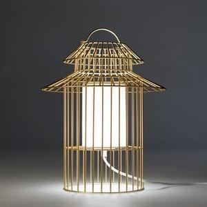 Lampe à poser enfant cage à oiseau Cuicuicui AM.PM.