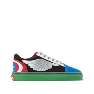 Zapatillas con cordones UY Old Skool Marvel, del 27 al 35 VANS
