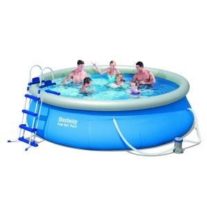 Kit piscine autoportante ronde - 366 x 91cm BESTWAY