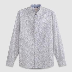 LAUNDERED POPLIN Printed Shirt DOCKERS